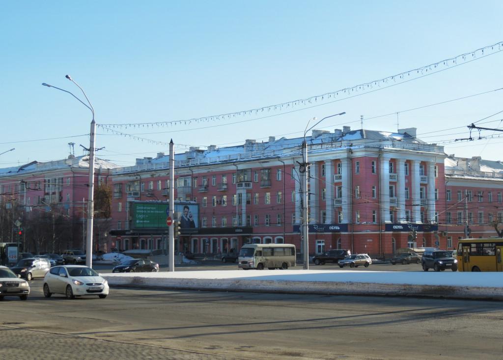 Бывшие Пенаты, Барнаул