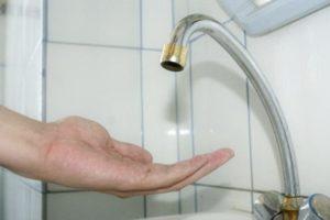 когда включат воду в Барануле