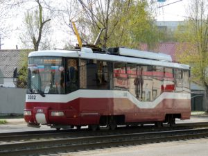 трамвай-9