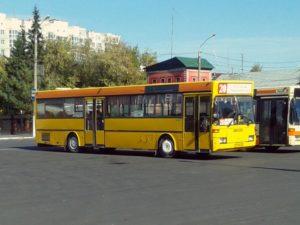 автобус 20 Барнаул