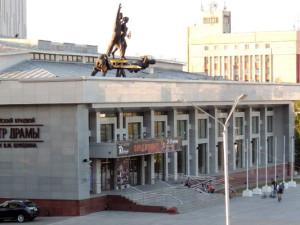 Афиша театров Барнаула на февраль 2015