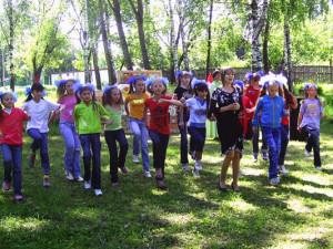 Детские лагеря Барнаул