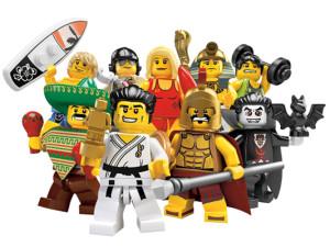 Где купить конструктор Lego в Барнауле