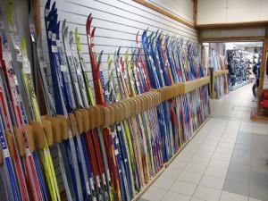 Где купить лыжи в Барнауле