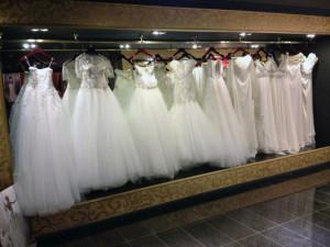 Свадебные платья в Барнауле