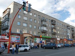 Микрорайон Западный Барнаул