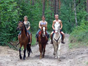 Где покататься на лошадях в Барнауле