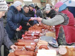 Социальная ярмарка в Барнауле