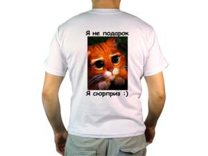 Где заказать печать на футболке в Барнауле
