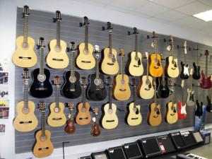 Гитары в Барнауле