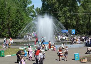 Отдых с детьми в Барнауле