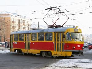 Трамвай 7 Барнаул
