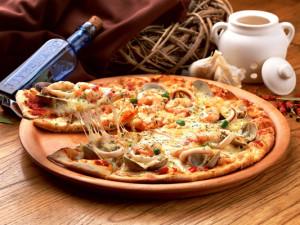 Где в Барнауле поесть пиццу?