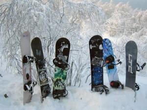 Прокат сноубордов в Барнауле