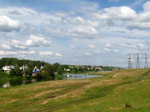 река Ляпиха Барнаул