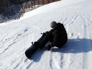 Где в Барнауле покататься на сноуборде