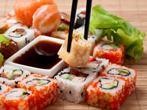 поесть суши в Барнауле