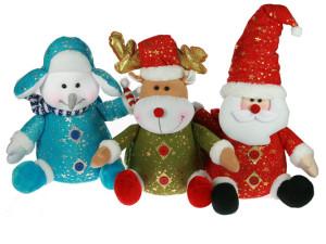 Новогодние сувениры в Барнауле