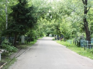 Власихинское кладбище